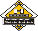 Fliesenleger - Meisterbetrieb Hüther-Logo